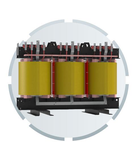Dry type transformers custom