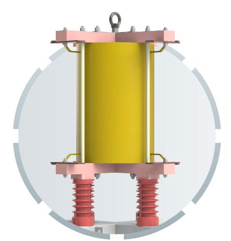 Reactors air core iron core dry type
